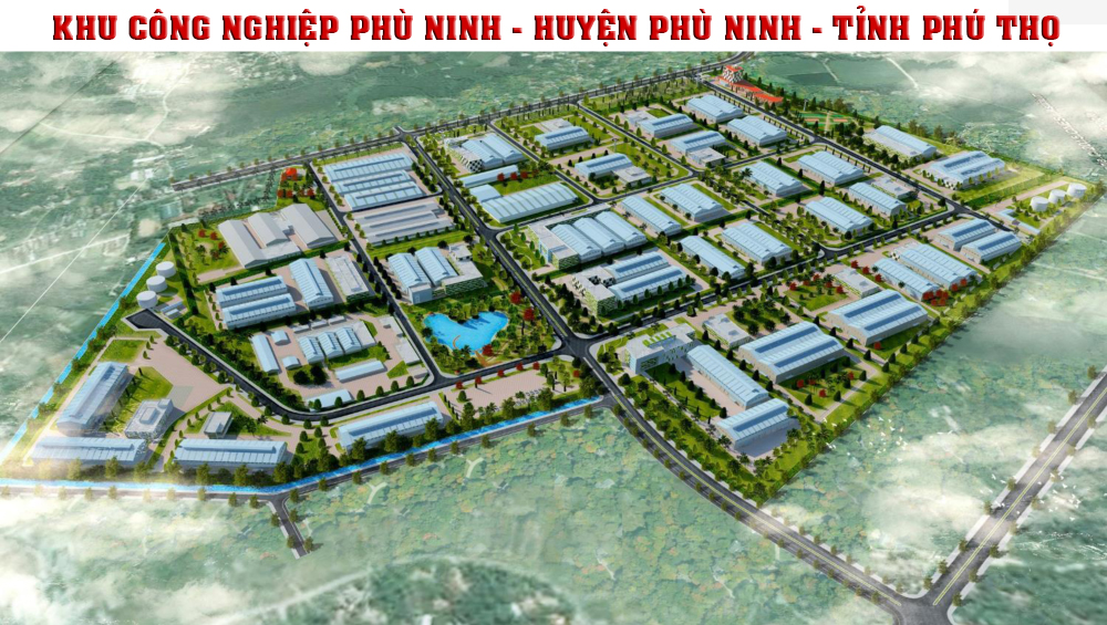 GENERAL INFORMATION ABOUT PHU NINH INDUSTRIAL PARK, PHU THO