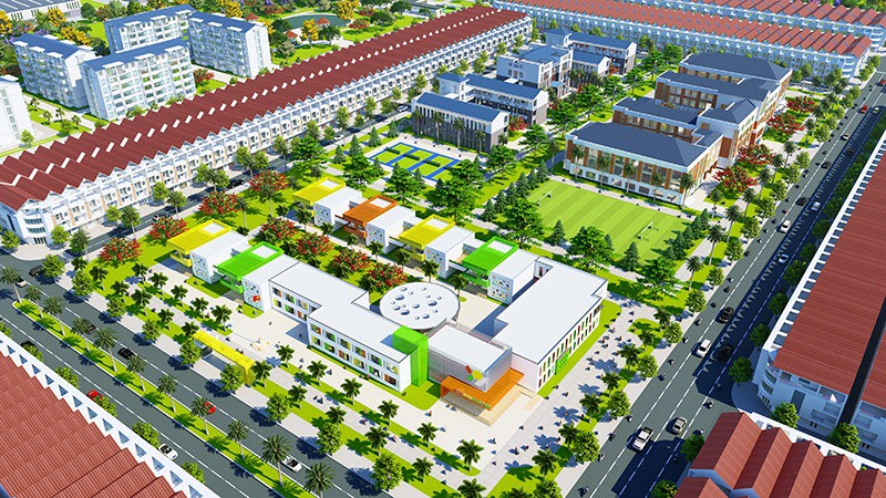 Overview of Thuan Thanh 3 Industrial Park - Bac Ninh Province
