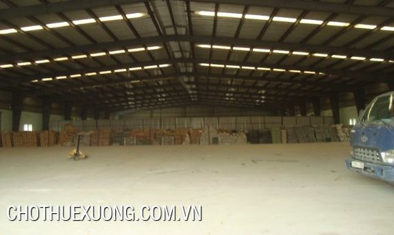 For sale 5000sqm factory in Binh Xuyen industrial zone, Vinh Phuc 1
