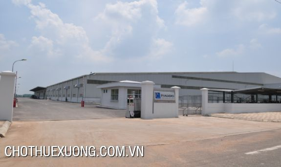 For sale 5000sqm factory in Binh Xuyen industrial zone, Vinh Phuc 2