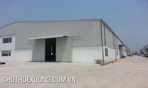 Industrial factory for lease in Hai Duong with the Best Prices from the Owner 2