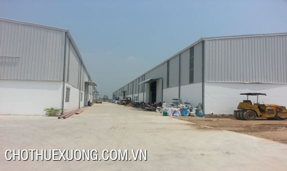 Industrial factory for lease in Hai Duong with the Best Prices from the Owner 4