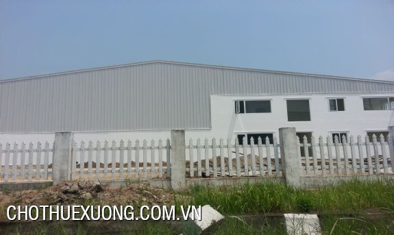 Industrial factory for lease in Hai Duong with the Best Prices from the Owner 5