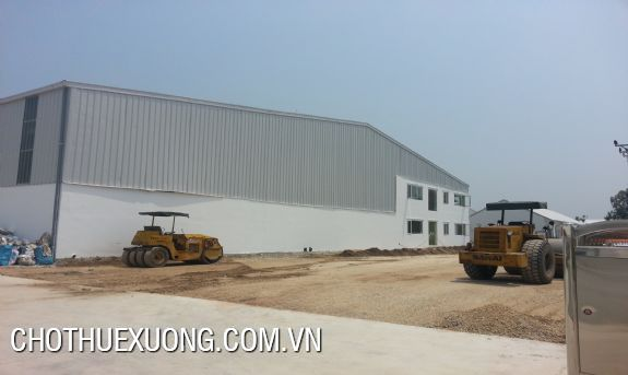 Industrial factory for lease in Hai Duong with the Best Prices from the Owner 6
