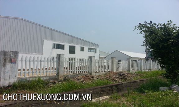 Industrial factory for lease in Hai Duong with the Best Prices from the Owner 7