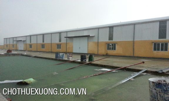 Factory lease in Hoai Duc near to Thang Long Boulevard 3