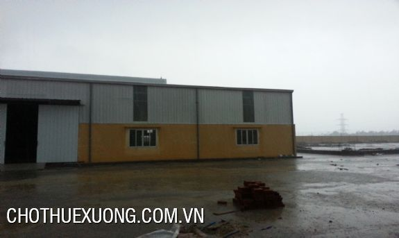 Factory lease in Hoai Duc near to Thang Long Boulevard 4