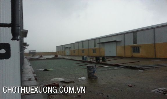 Factory lease in Hoai Duc near to Thang Long Boulevard 5