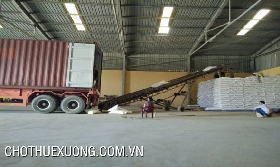 New workshop for lease the area of 5000sqm in Ha Noi 6