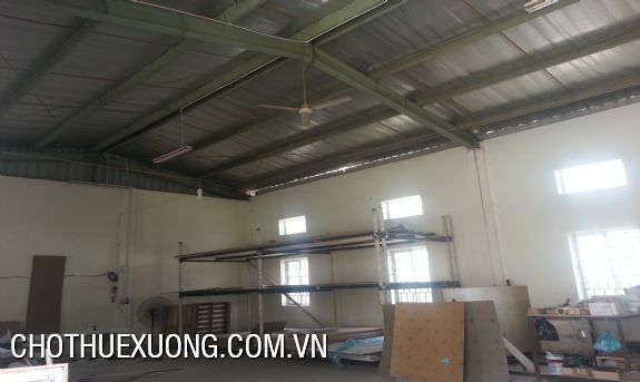 Factory for lease in Co Loa, Dong Anh with the 1200 sqm area 2