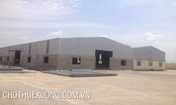 Modern factory, warehouse for lease in Quang Minh industrial zone 2