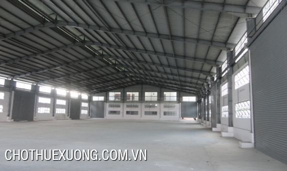 Factory for lease in Pho Noi A, Hung Yen 1
