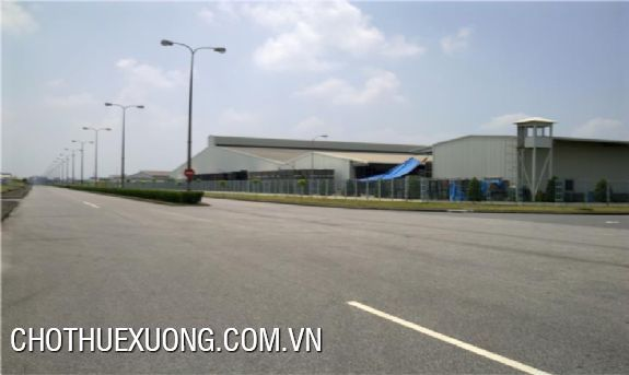 Factory for lease in Pho Noi A, Hung Yen 2