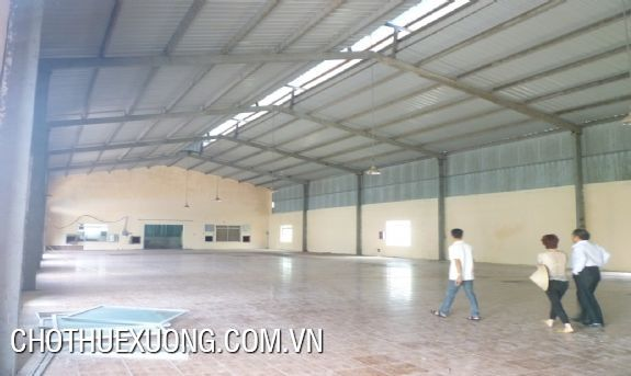 Brand-new factory for lease in Hai Duong city 1