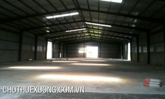 900m2 factory for rent in Ha Dong, Hanoi 1