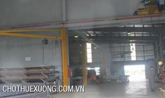 Industrial land and factory for sale in Nomura industrial zone, Hai Phong 3