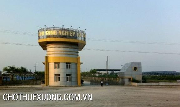 1ha land for sale in Lai Vu industrial zone, Kim Thanh, Hai Duong 1