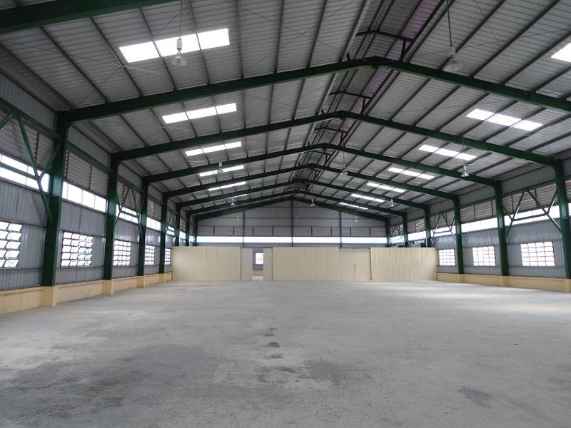 ưu điểm thuê xưởng xây sẵn