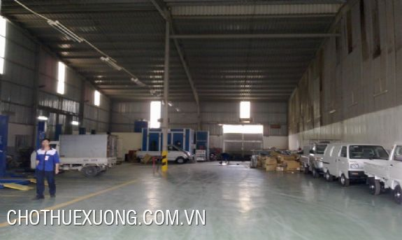 For sale 450sqm factory in Dong Tu, Hung Ha, Thai Binh