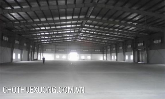 14000sqm factory for sale in Thai Binh city