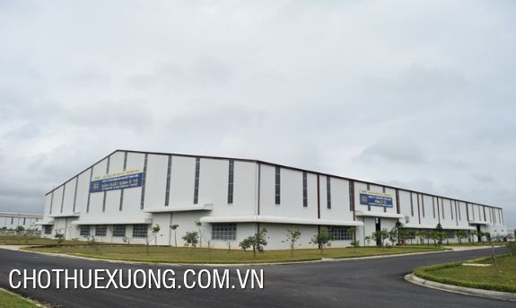 4000sqm factory for sale in Binh Xuyen industrial zone, Vinh Phuc
