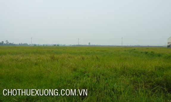6000sqm industrial land for sale in Ha Man industrial cluster, Bac Ninh