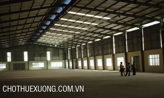 9000sqm factory for rent in Nga Son, Thanh Hoa