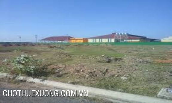 35000sqm land for sale in Tam Diep, Ninh Binh