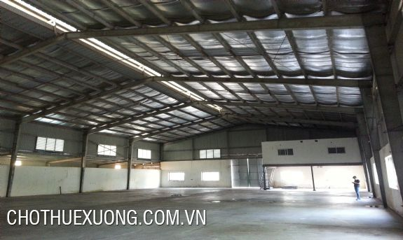 1000sqm factory for rent near Mai Linh bridge, Ha Dong