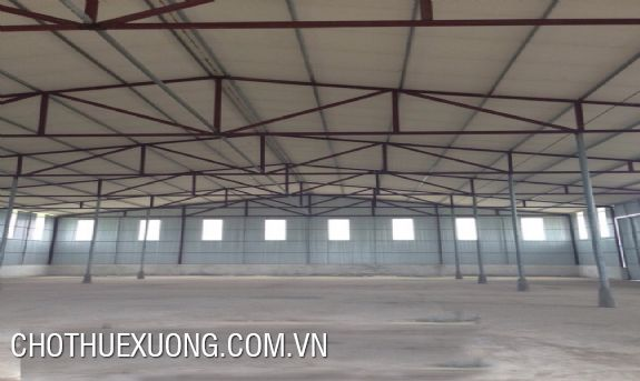 1000sqm factory for rent in Do Len, Ha Trung, Thanh Hoa