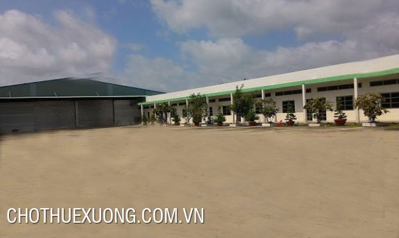 500sqm nice factory for rent in Hop Thinh industrial zone, Vinh Phuc