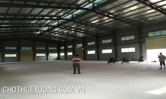6000sqm factory for rent in Nam Dinh at the best price