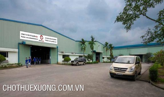 Hai Phong factory for lease 9000sqm Area at the best price