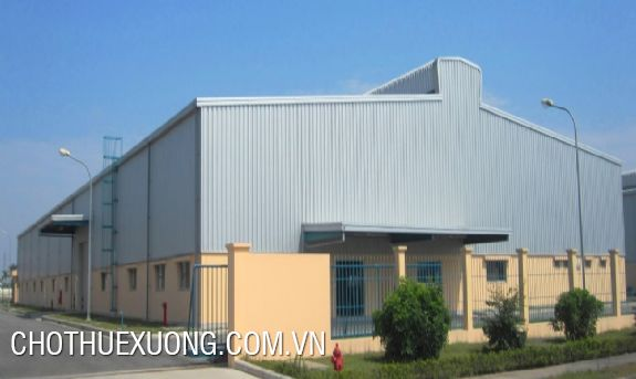 Factory or exhibition area for rent in Long Bien, Ha Noi