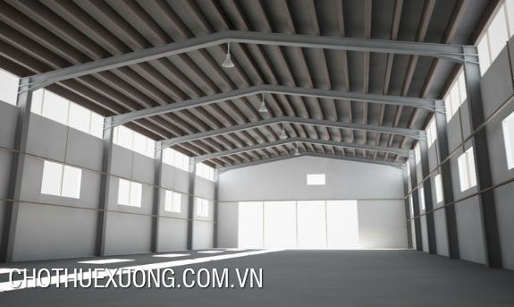 Factory for lease in Tu Liem industrial cluster, Ha Noi
