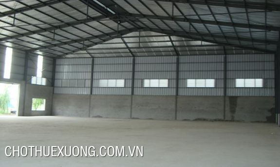 500sqm factory for rent in Quang An, near Ho Tay, Ha Noi