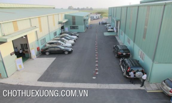 Factory for lease in Khai Son, Thuan Thanh, Bac Ninh
