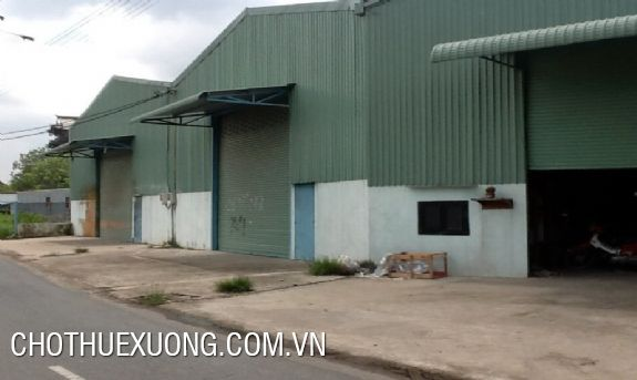 5000sqm factory for rent in Cam Giang, Hai Duong