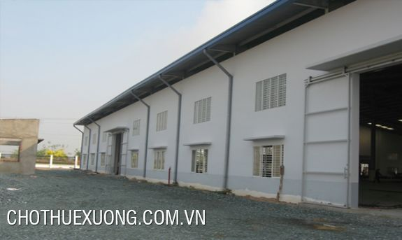 Factory for lease in Nam Sach, Hai Duong