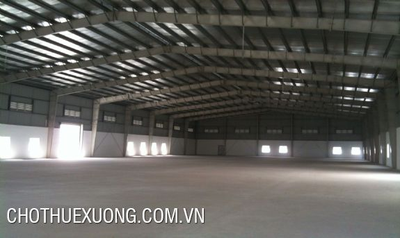 Nice factory for lease in Hai An, Hai Phong