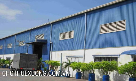 Nice factory for lease in the national road No. 5, Hai Duong