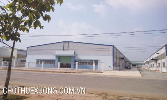 2300sqm factory for lease in Cam Giang, Hai Duong