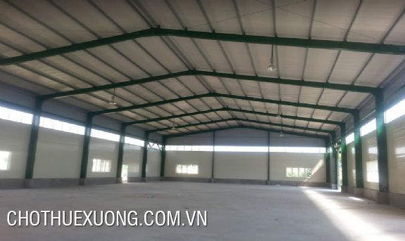 Nice factory for lease In Phuc Yen, Vinh Phuc