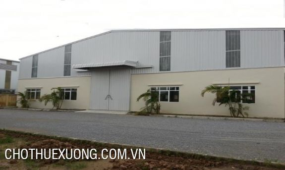 3000sqm factory for lease in Viet Tri, Phu Tho