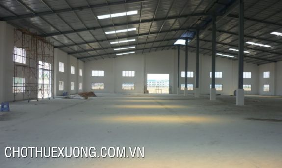 12000sqm factory for lease in Viet Tri, Phu Tho
