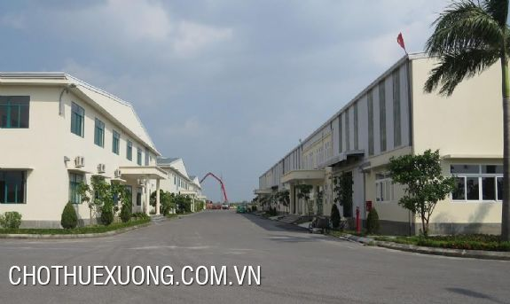 Factory for lease in Lam Thao, Phu Tho