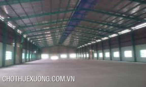 Factory for lease in Bim Son industrial cluster, Thanh Hoa