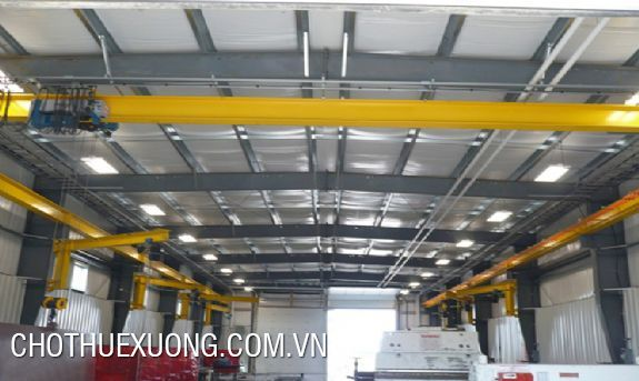 1800 sqm factory for lease in Xuan Truong, Nam Dinh