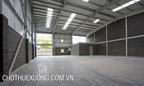 Nice factory for lease in Xuan Truong, Nam Dinh