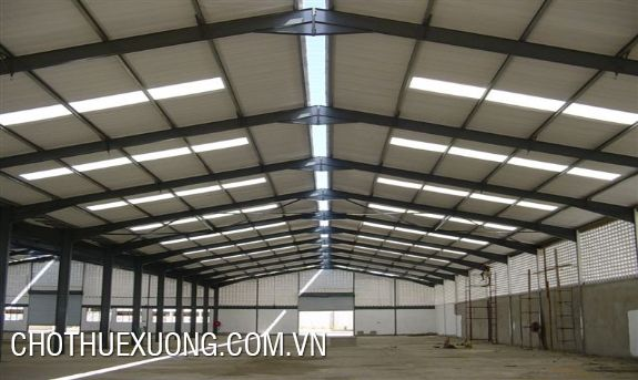 Warehouse for lease in Yen Nghia, Ba La, Ha Dong